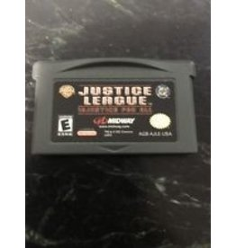 Gameboy Advance Justice League Injustice for All