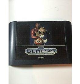 Sega Genesis Evander Holyfield's Real Deal Boxing