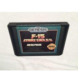 Sega Genesis F-15 Strike Eagle II
