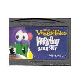 Gameboy Advance VeggieTales: LarryBoy and the Bad Apple