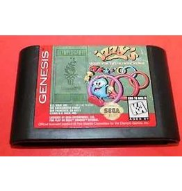 Sega Genesis Izzy's Quest for the Olympic Rings