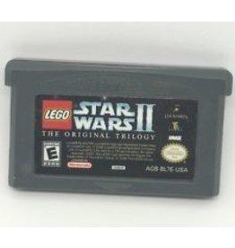 Gameboy Advance LEGO Star Wars II Original Trilogy