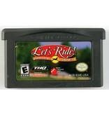Nintendo Gameboy Advance Let's Ride Sunshine Stables