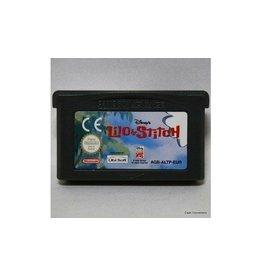Gameboy Advance Lilo and Stitch