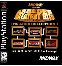 Playstation 1 Arcade's Greatest Hits The Atari Collection 1