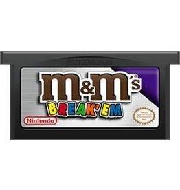 Gameboy Advance M&M's Break'Em