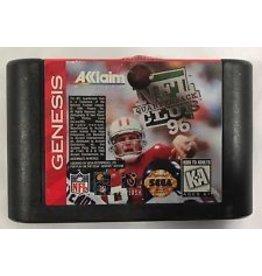 Sega Genesis NFL Quarterback Club