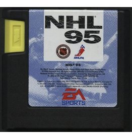 Sega Genesis NHL 95