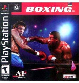 Playstation 1 Boxing