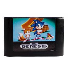 Sega Genesis Sonic the Hedgehog 2