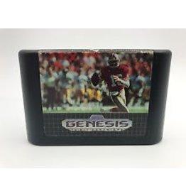 Sega Genesis Sports Talk Football '93 Starring Joe Montana (Sega Genesis, 1992)