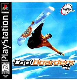Playstation 1 Cool Boarders 4