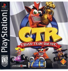 Playstation 1 Crash Team Racing CTR