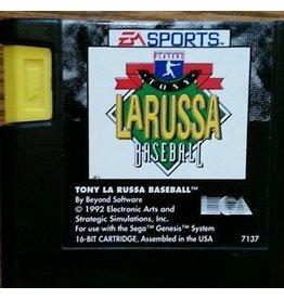 Sega Genesis Tony La Russa Baseball