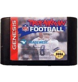 Sega Genesis Troy Aikman NFL Football