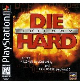 Playstation 1 Die Hard Trilogy