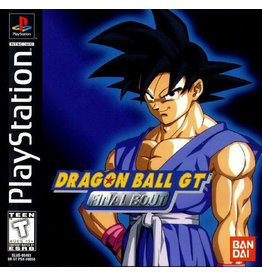 Sony Playstation 1 (PS1) Dragon Ball GT Final Bout
