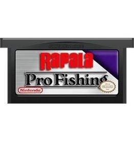 Gameboy Advance Rapala Pro Fishing