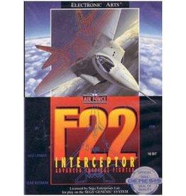 Sega Genesis F-22 Interceptor