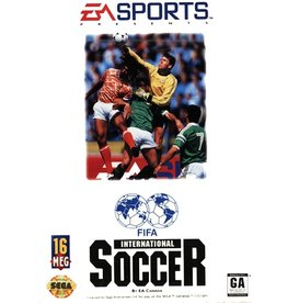 Sega Genesis FIFA International Soccer