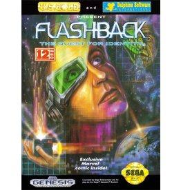 Sega Genesis Flashback The Quest for Identity