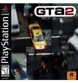 Playstation 1 Grand Theft Auto 2 GTA
