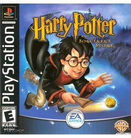 Playstation 1 Harry Potter and the Sorcerer's Stone