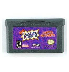 Gameboy Advance Rugrats I Gotta Go Party