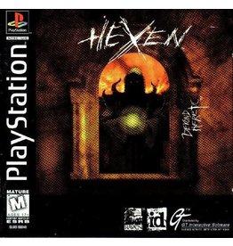 Playstation 1 Hexen