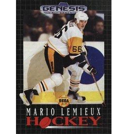 Sega Genesis Mario Lemieux Hockey