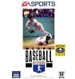 Sega Genesis MLBPA Baseball