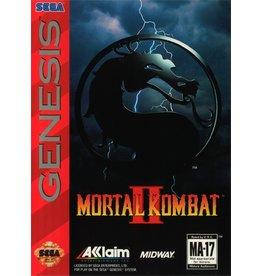 Sega Genesis Mortal Kombat II