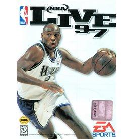 Sega Genesis NBA Live 97