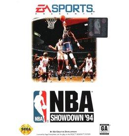 Sega Genesis NBA Showdown 94