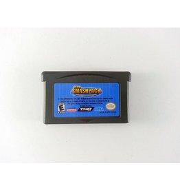Gameboy Advance Sega Smash Pack
