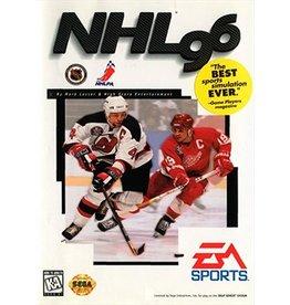 Sega Genesis NHL 96