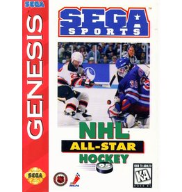 Sega Genesis NHL All-Star Hockey 95