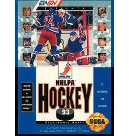 Sega Genesis NHLPA Hockey '93