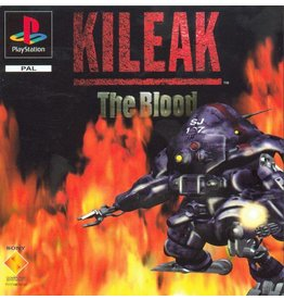 Playstation 1 Kileak the DNA Imperative
