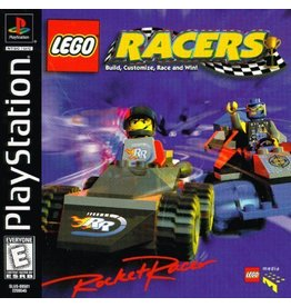 Sony Playstation 1 (PS1) LEGO Racers