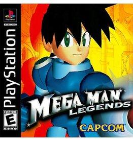 Playstation 1 Mega Man Legends