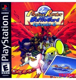 Playstation 1 Monster Rancher Battle Card 2