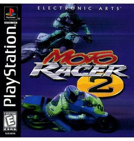 Playstation 1 Moto Racer 2