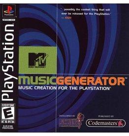 Sony Playstation 1 (PS1) MTV Music Generator