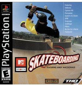 Sony Playstation 1 (PS1) MTV Sports Skateboarding