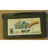 Nintendo Gameboy Advance SpongeBob SquarePants Super Sponge