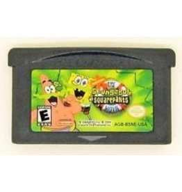 Nintendo Gameboy Advance SpongeBob SquarePants The Movie