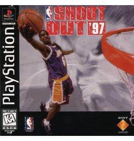Playstation 1 NBA ShootOut 97