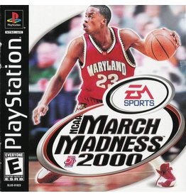 Playstation 1 NCAA March Madness 2000