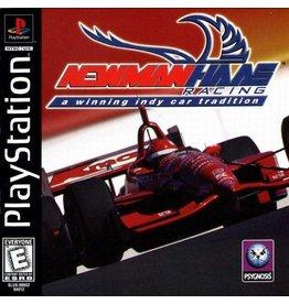 Playstation 1 Newman Haas Racing